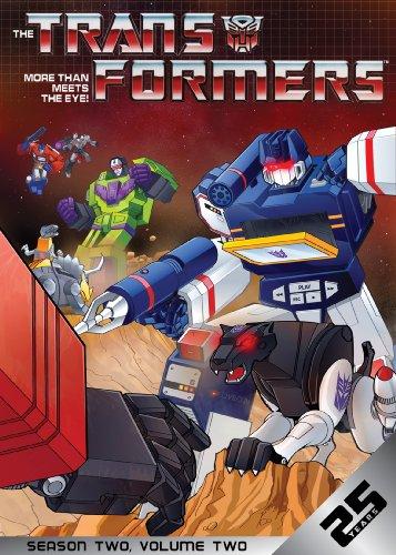 Transformers: Season Two, Vol. 1 (25th Anniversary Edition) movie