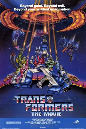 transformers the movie 20th anniversary special edition dvd review the metal misfit. Black Bedroom Furniture Sets. Home Design Ideas