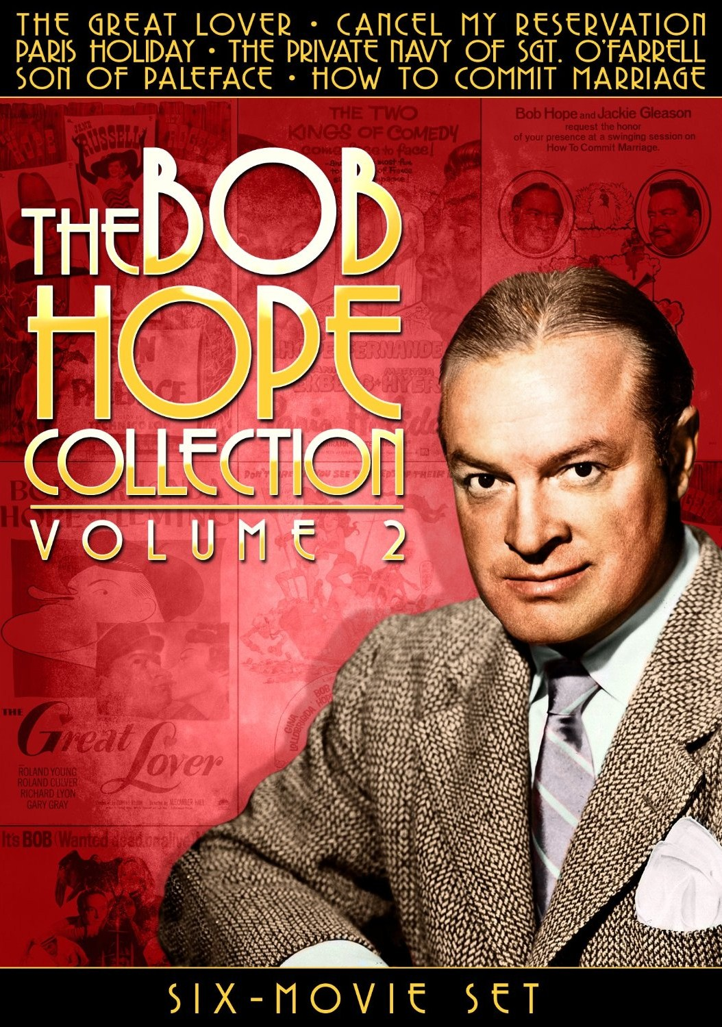 The Bob Hope Collection – Volume 2 DVD Review