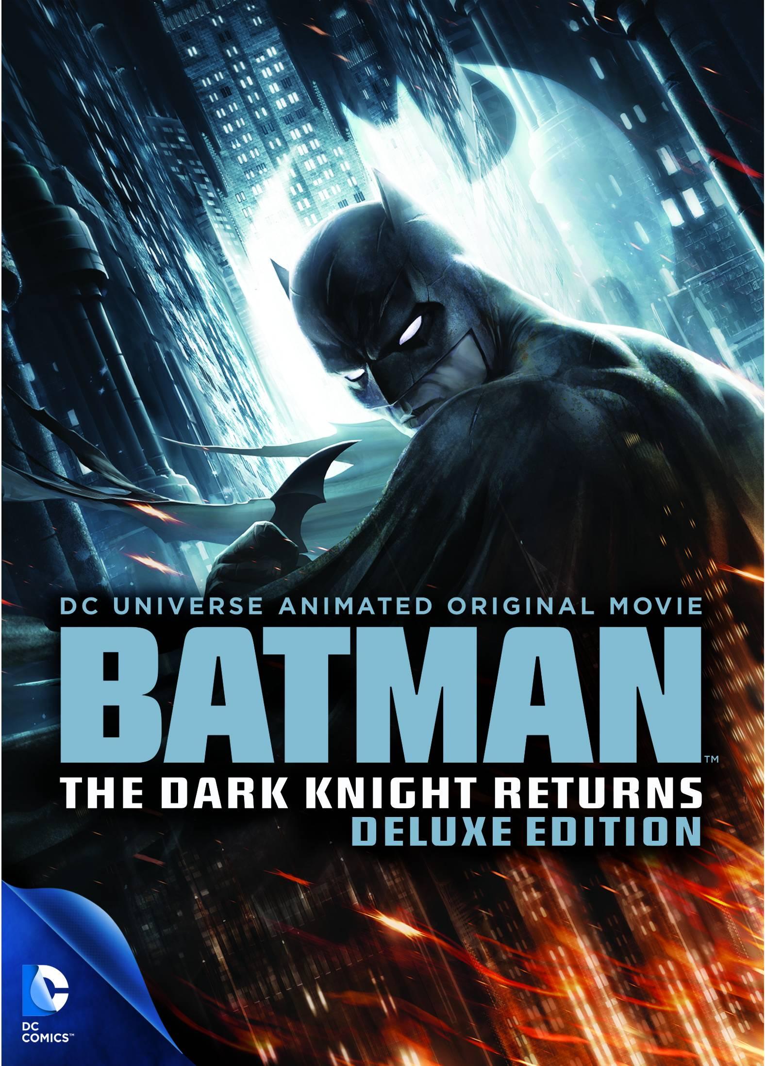 Batman: The Dark Knight Returns, Part 1 (Video 2012) - IMDb