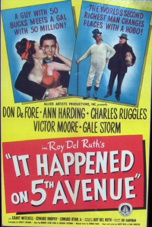it-happened-on-fifth-avenue-poster