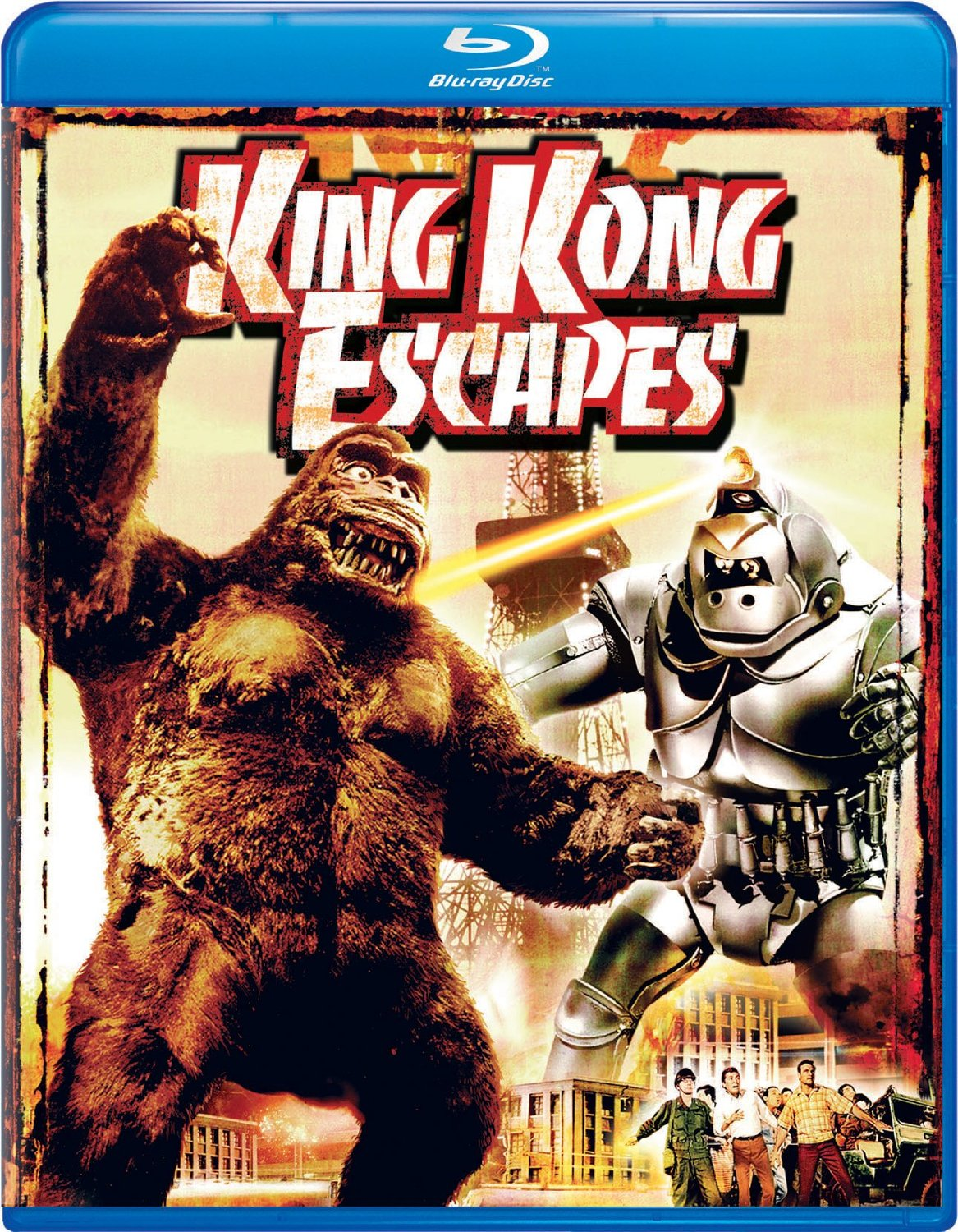 King Kong Escapes [Blu-ray Review] | The Metal Misfit
