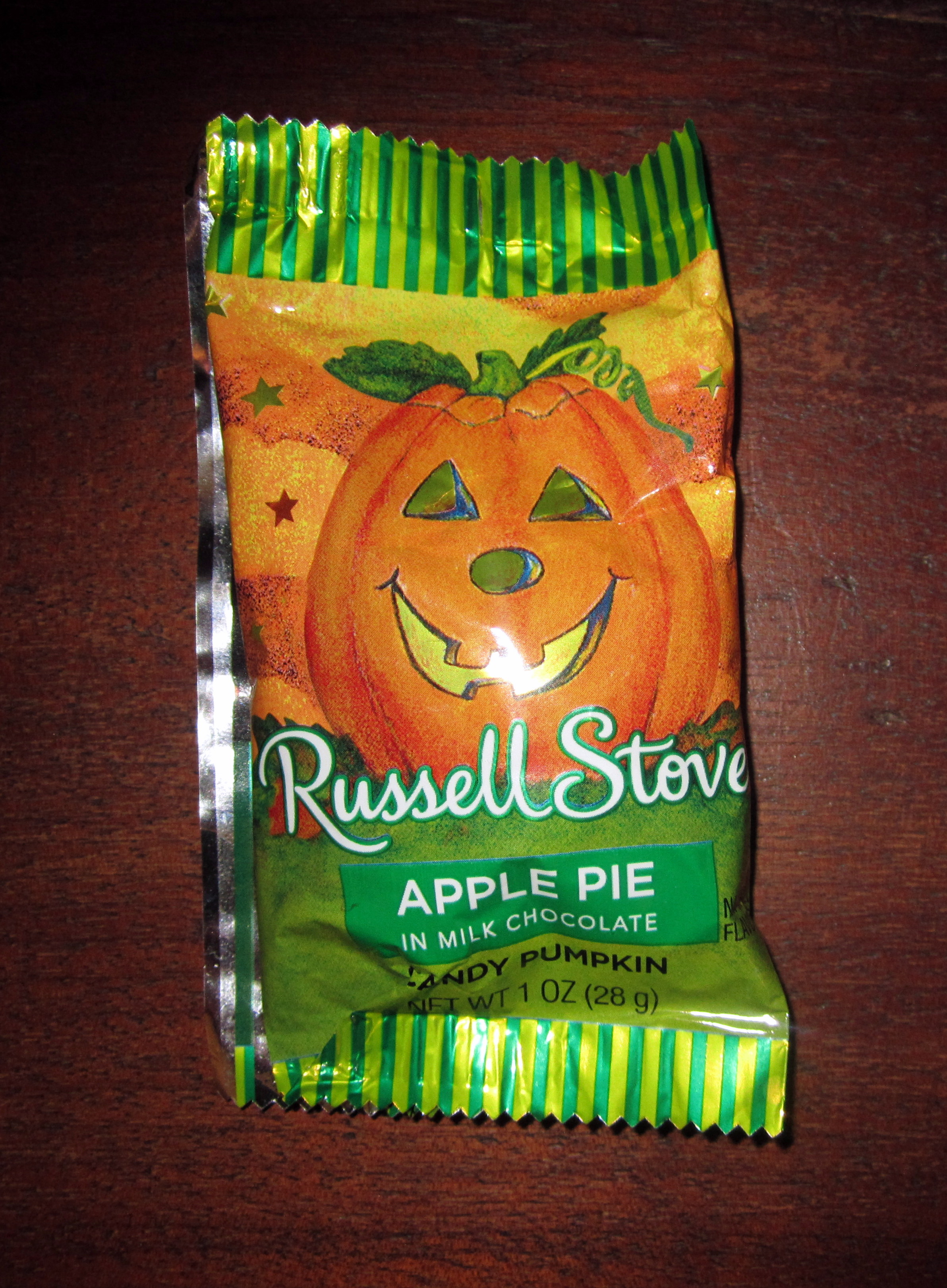 russell stover | the metal misfit